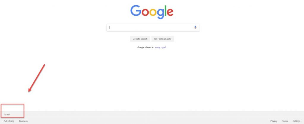 גוגל הופכת את תוצאות החיפוש ליותר לוקאליות