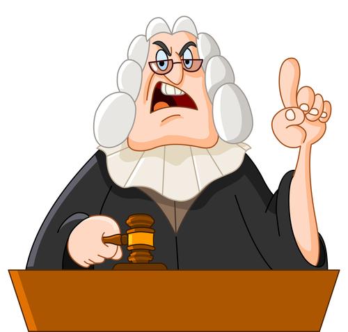 גוגל הוא השופט