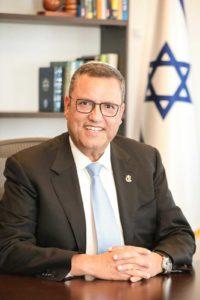 משה ליאון - ראש עריית ירושלים